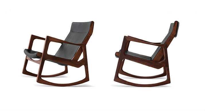 Cadeira De Balano Euvira By Jader Almeida Design MyDecor