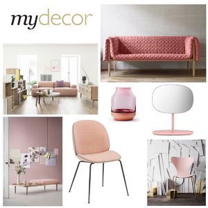 15 decor ideas that worked with Pantone's Colours of the Year 2016 Rose Quartz and Serenity.