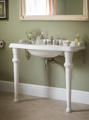 The Victoria Console on Legs