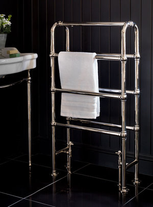 The Ladder Arched Towel Rail