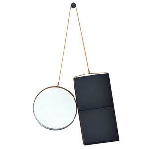 Vanity Shelf Mirror