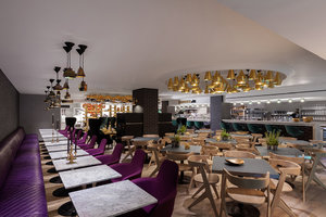 Harrods Cafe by Tom Dixon