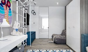 MODERN CHILDREN'S ROOM DESIGN