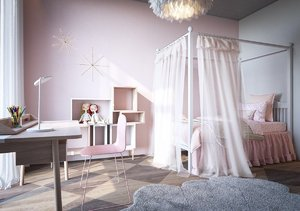 CHILDREN'S BEDROOM CLASSIC DESIGN