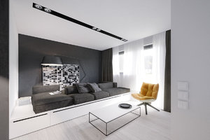 MINIMALIST DESIGN APARTMENT