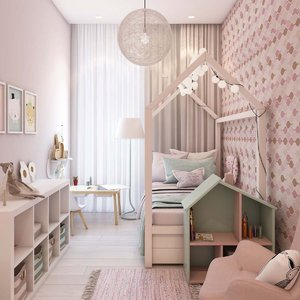 MODERN EFFECTIVE CHILD ROOM